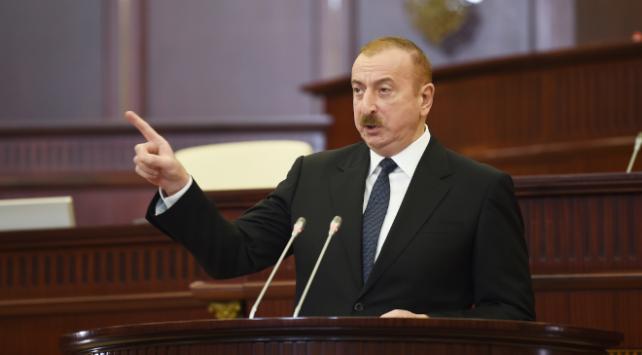 Aliyevden koronavirüs açıklaması: Durum kontrol altında