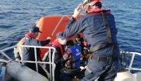 Muğla'da geri itilen 31 sığınmacı kurtarıldı
