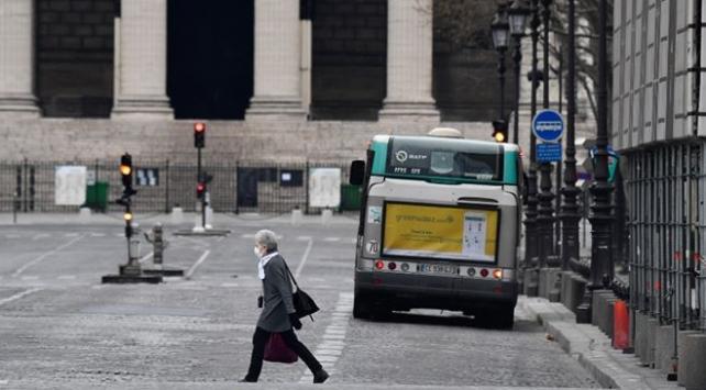 Fransada son 24 saatte 240 kişi öldü