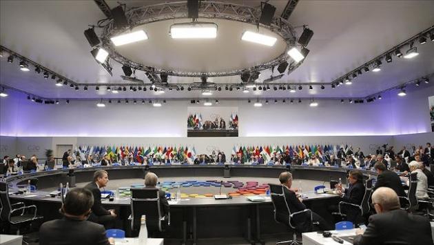 Sanal G20 zirvesi perşembe günü düzenlenecek