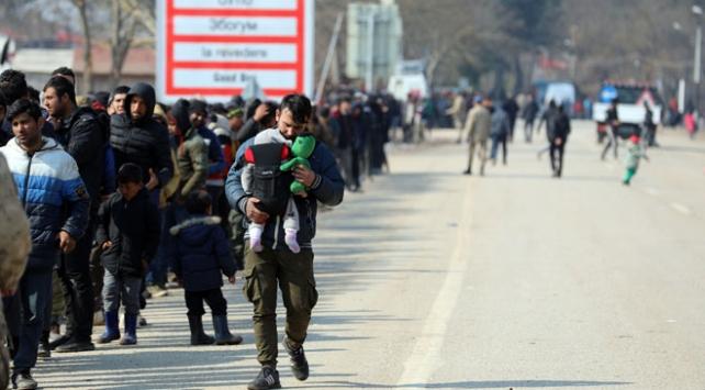 Sığınmacıların umutlu bekleyişi 27. gününde
