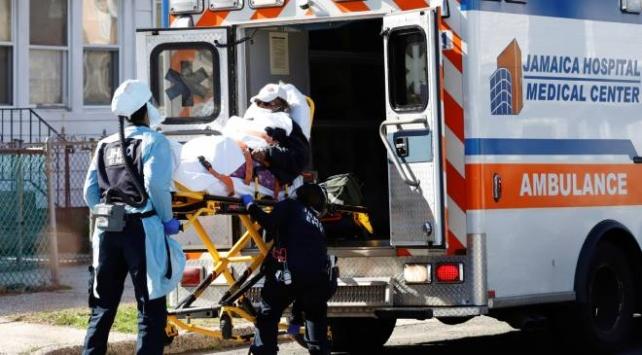 ABDde koronavirüs salgınından ölenlerin sayısı 797ye yükseldi
