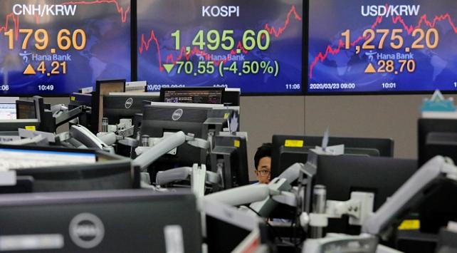 Asya borsaları hızlı yükseldi