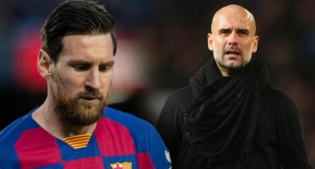Messi ve Guardioladan koronavirüs bağışı