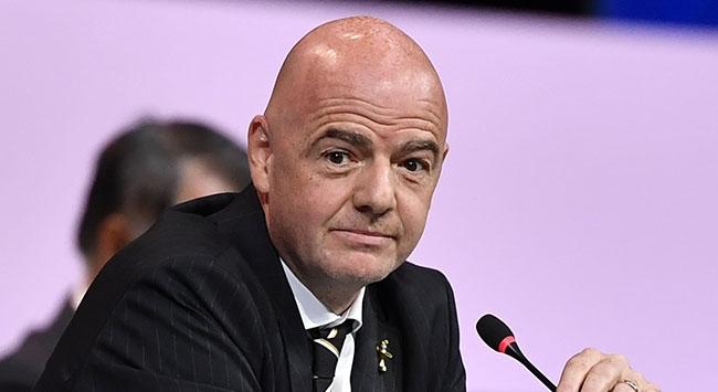 FIFA Başkanı Infantinodan dayanışma çağrısı