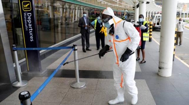 Afrikada koronavirüs vakaları 2 bin 500e yaklaştı