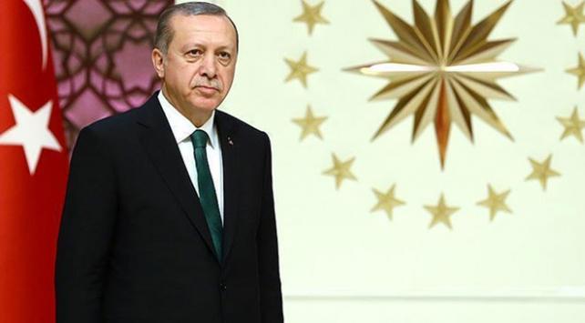 Cumhurbaşkanı Erdoğan, Muhsin Yazıcıoğlunu andı