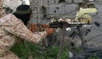 """Libya'da UMH """"Barış Fırtınası"""" operasyonu başlattı"""
