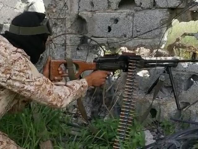 """Libyada UMH """"Barış Fırtınası"""" operasyonu başlattı"""