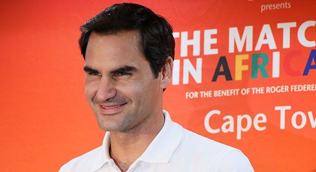 Federerden koronavirüsle mücadele için yardım