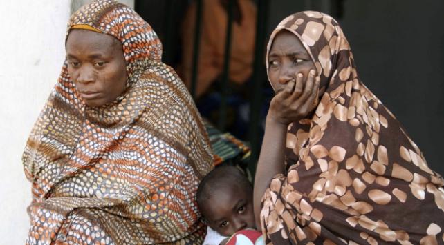 Nijeryada geçen sene 21 bin kişi kayboldu