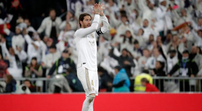 Real Madridin yıldızı Sergio Ramos 264 bin maske bağışladı