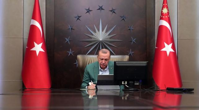 Cumhurbaşkanı Erdoğandan koronavirüs mesajı