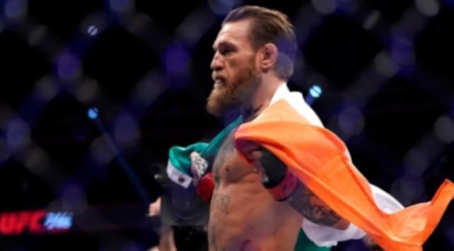 Conor McGregordan koronavirüsle mücadele için yardım