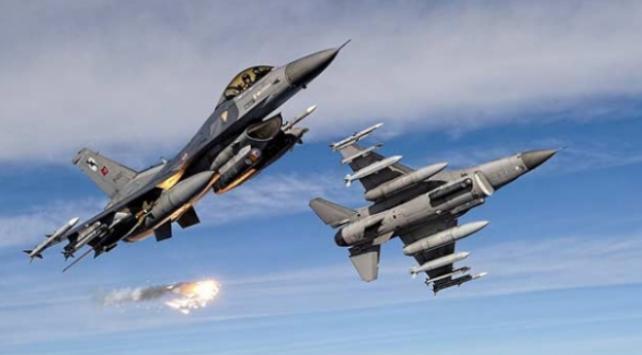 MSB: 8 PKKlı terörist etkisiz hale getirildi