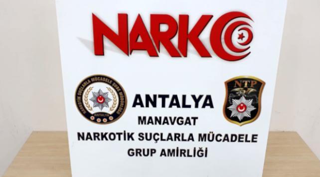 Antalyada uyuşturucu operasyonu: 3 gözaltı