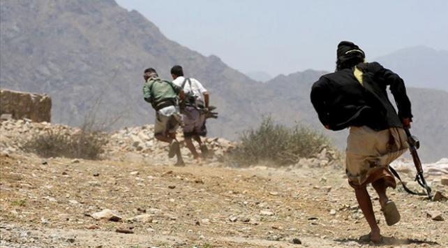 Yemende 5 Husi öldürüldü