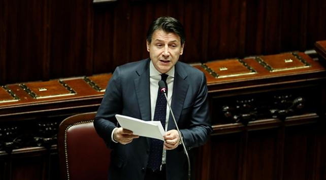 İtalya Başbakanı Conte: Daha önce görülmemiş bir krizle karşı karşıyayız