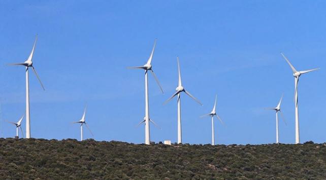 Türkiyenin rüzgar enerjisinde kurulu gücü arttı