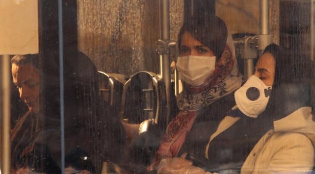İranda şehirlerarası seyahat yasaklandı