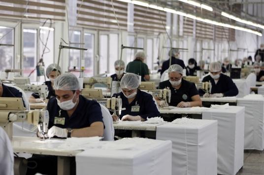 Akar talimat verdi, MSBde maske üretimi arttı