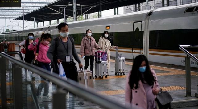 Çinde görülen yeni Covid-19 vakaları yurt dışı kaynaklı