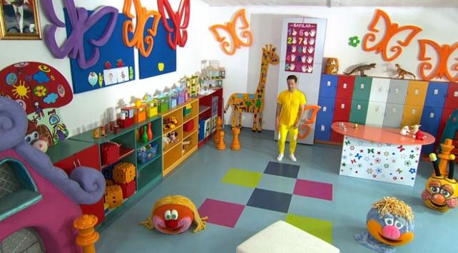 TRT Çocuk küçükleri evde harekete geçiriyor