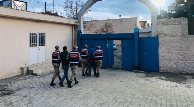 Mardinde PKKlı 2 terörist yakalandı