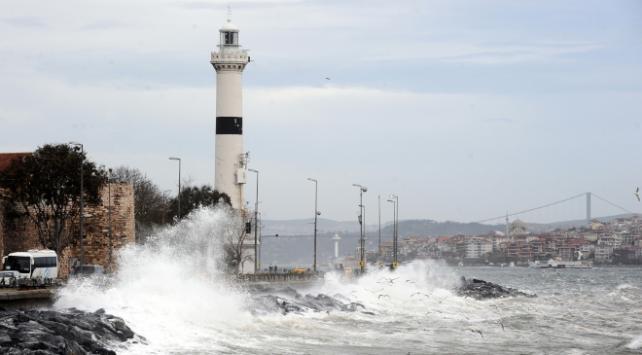 Marmarada sıcaklık azalıyor