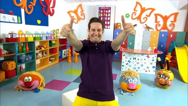 """TRT Çocukun yeni programı """"Sarı"""" minik seyircileri harekete geçirecek"""