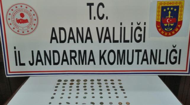 Adanada tarihi eser kaçakçılarına operasyon