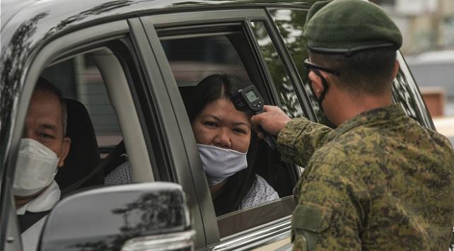 Filipinlerde koronavirüsten ölenlerin sayısı 45e çıktı