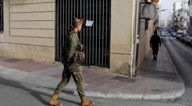 İspanyada OHAL 11 Nisana kadar uzatıldı