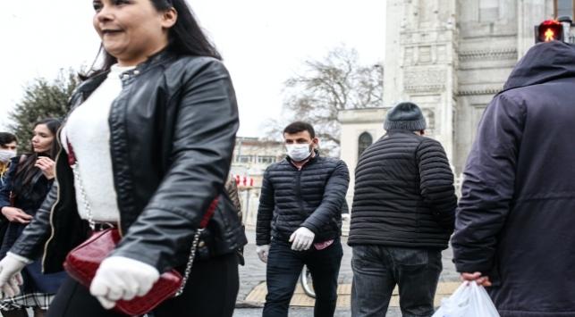 Maske ve eldivende yalancı güven tehlikesi
