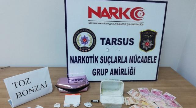 Mersinde uyuşturucu operasyonu: 14 gözaltı