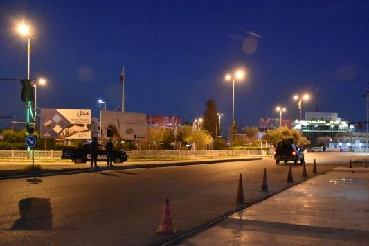 Irakta sokağa çıkma yasağı 15 gün daha uzatıldı