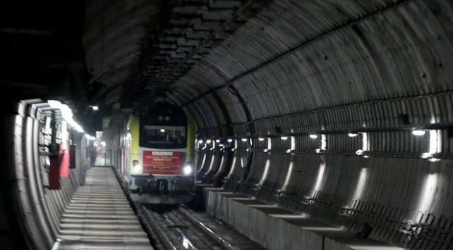 Marmaray ve Başkentrayda da yolcu sayısı azaldı