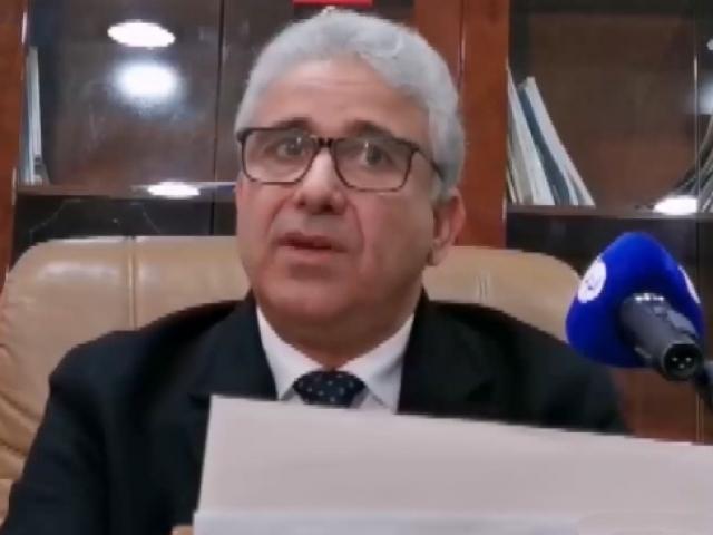 Libya İçişleri Bakanı Başağa: Haftere gereken cevabı veriyoruz