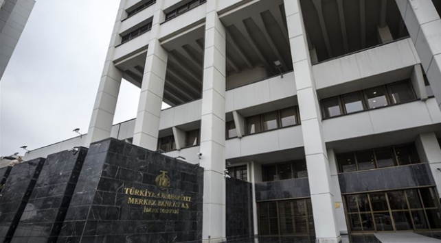 Merkez Bankası rezervleri 93 milyar 448 milyon dolar oldu
