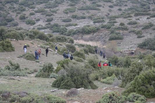 Edirnenin Keşan ilçesinde, 6 gündür haber alınamayan 73 yaşındaki İsmail Gökmenin cesedi bulundu.
