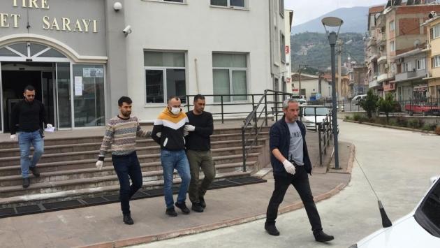 İzmirdeki uyuşturucu operasyonunda 1 kişi tutuklandı