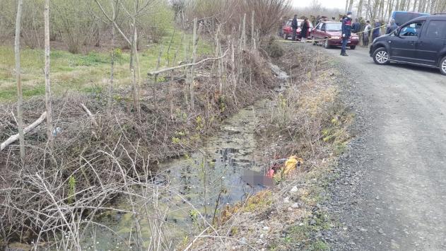 Samsunda kayıp kişi sulama kanalında ölü bulundu