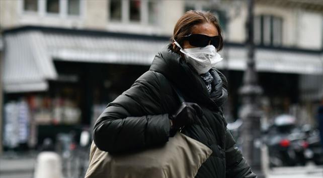 Fransada koronavirüsten ölenlerin sayısı 1696ya yükseldi