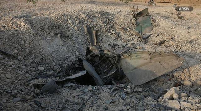 Husilere ait SİHAlar koalisyon güçleri tarafından düşürüldü