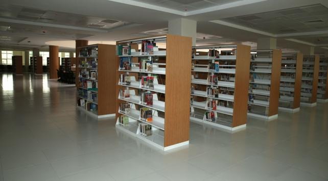 Bayburt Üniversitesi milyonlarca yayını Sanal Kütüphanesine taşıdı