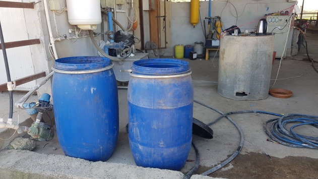 Adanada 665 litre sahte içki ele geçirildi
