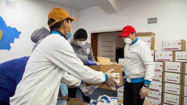 Kazaklar, eve teslimat hizmetine yoğunlaştı