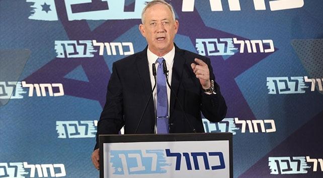 İsrailin en büyük muhalefet ittifakı istifalarla beraber fiilen dağıldı