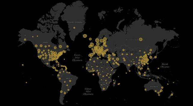 Dijital Dönüşüm Ofisinden koronavirüs bilgilendirme sitesi
