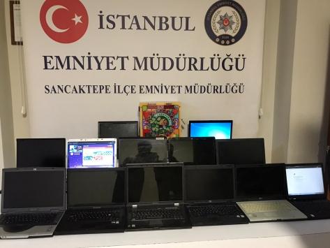 İstanbulda kumar operasyonu
